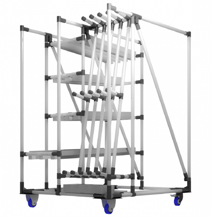 work in process carts