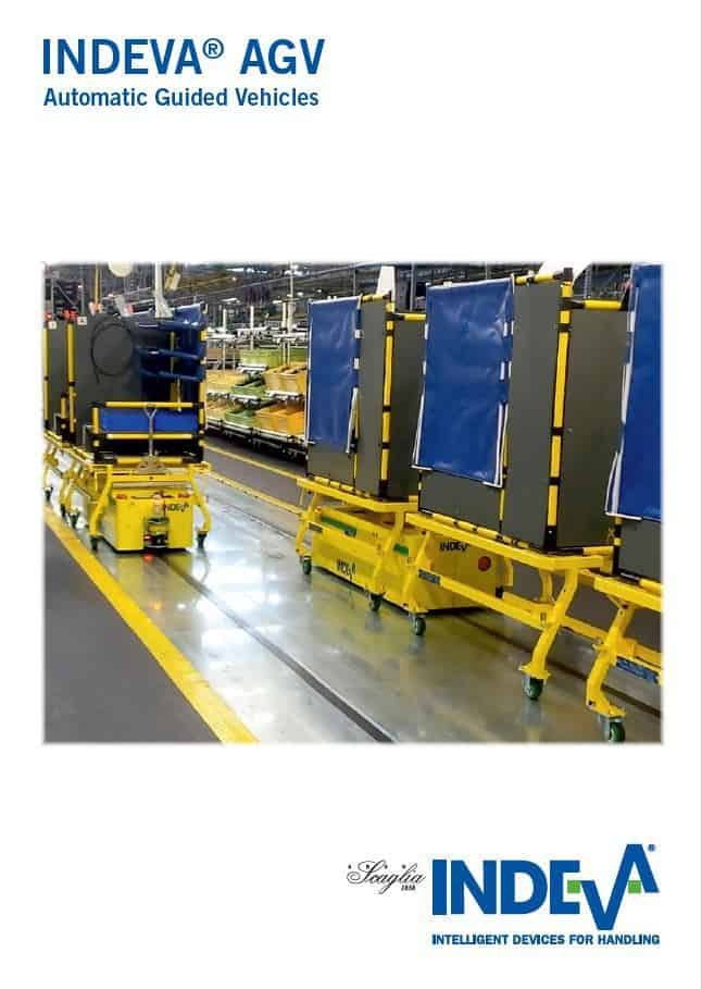 AGV-AUTOMATIC GUIDED VEHICLES