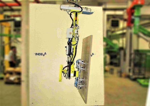 Известная марка кухонной мебели выбрала INDEVA для обработки кухонных дверей.