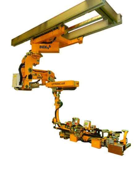 Liftronic Air промышленных манипуляторов