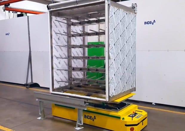 АГВ для грузов до 650 кг