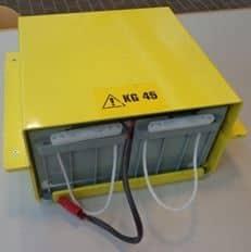 Аккумуляторная батарея - AGV