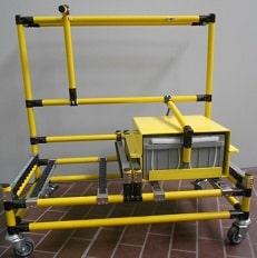 Аккумуляторная тележка-AGV
