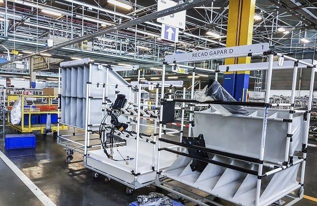Indeva Lean System для повышения эргономики и безопасности в производственных процессах