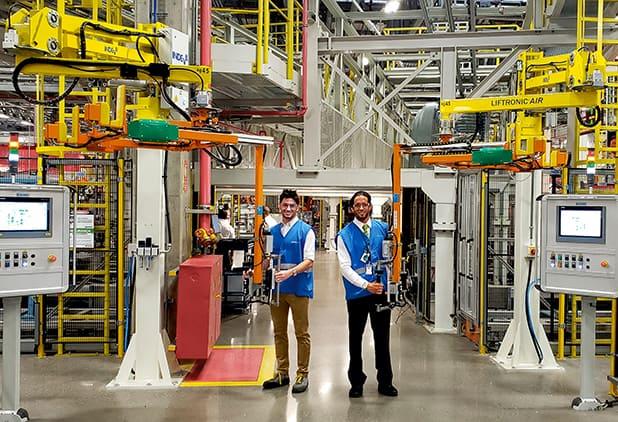 Скания выбирает ИНДЕВУ для своего нового завода